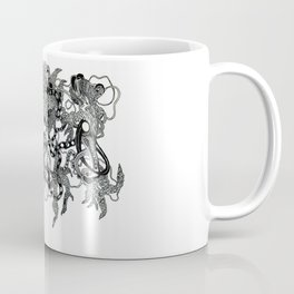 The Anatomy of Thought 3 Coffee Mug