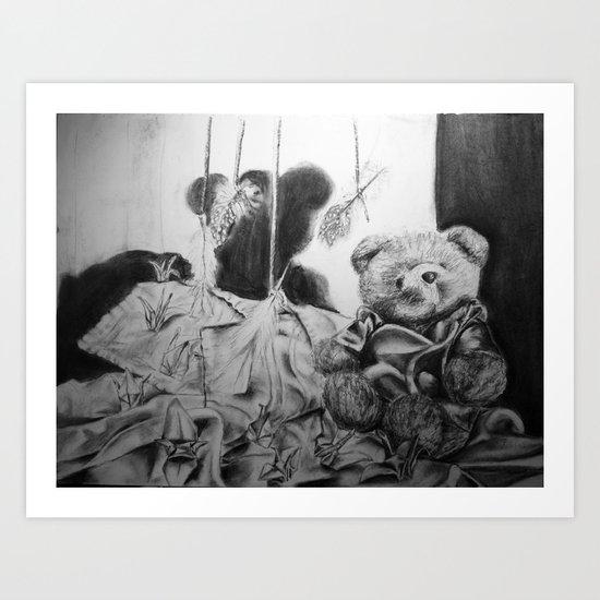 a childhood dream Art Print