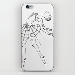 """""""Shorty get down, good lord"""" iPhone Skin"""