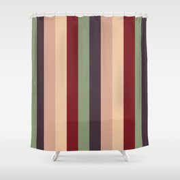 junkie zombie Shower Curtain