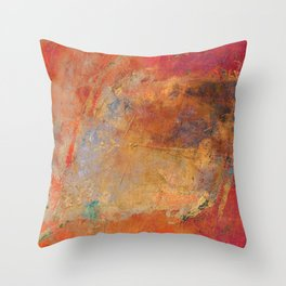 Certainty Throw Pillow