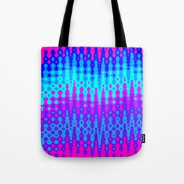 Abstract Melting Oceans Tote Bag