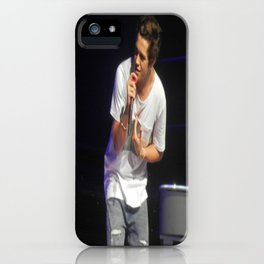 Austin Mahone 3 iPhone Case