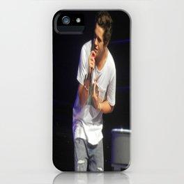 Austin Mahone 3 iPhone Case