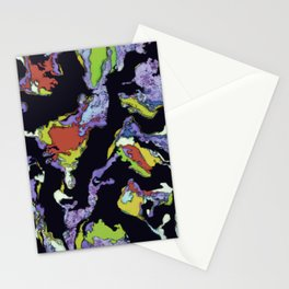 Little dark horses Stationery Cards
