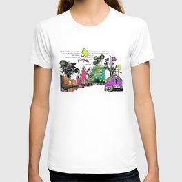Intertwined  T-shirt