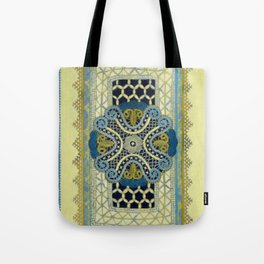 Lace Study #1 Tote Bag