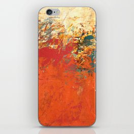 Transposing of the Waters iPhone Skin