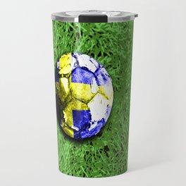 Old football (Sweden) Travel Mug
