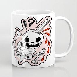 The bic brain on brad Coffee Mug