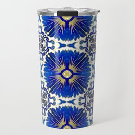 Azulejos - Portuguese Tiles Travel Mug