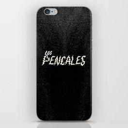 LOS PENCALES iPhone Skin