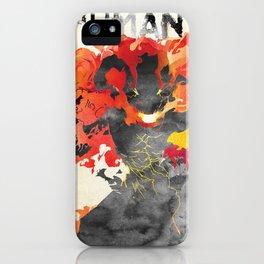 Inhuman iPhone Case