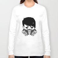 exo Long Sleeve T-shirts featuring Exo by TatianaQ
