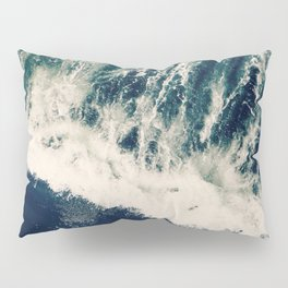 The Ocean Roars Pillow Sham