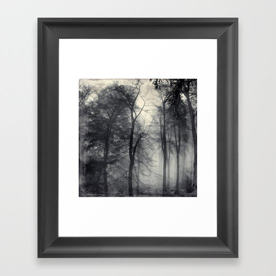 realm of shades Framed Art Print