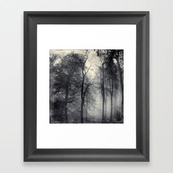 realm of shades Framed Art Print