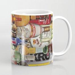 Beer Me Collage Coffee Mug