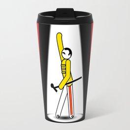 Freddie at the Opera Travel Mug