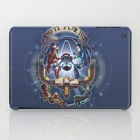 borderlands iPad Cases featuring Tales from the Borderlands - Do it for Her by animatenowsleeplater