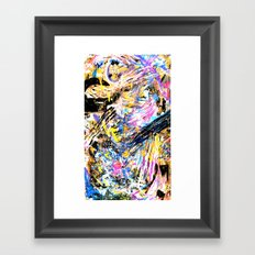 Byegone // Volcano Choir Framed Art Print