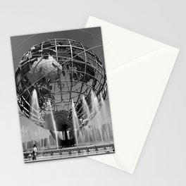 A Dramatic Summer Afternoon in Queens Stationery Cards
