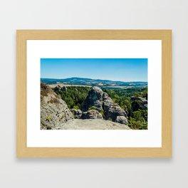 Landcape Framed Art Print