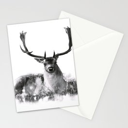 Majestic Stag Stationery Cards