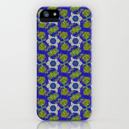Earth and Water iPhone Case