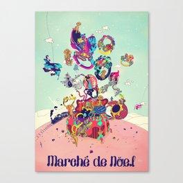 Marche Color Canvas Print