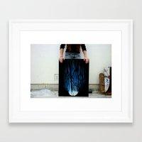 feet Framed Art Prints featuring Feet by kim karr