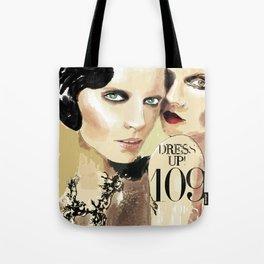 DRESS UP! 109 Tote Bag