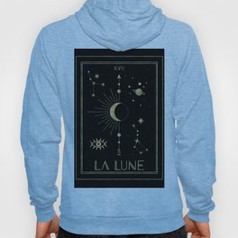The Moon or La Lune Gold Edition Hoody
