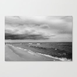 In The Deep Canvas Print
