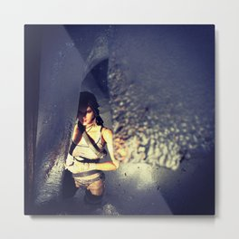 Croft 3 Metal Print