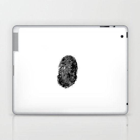Identity Laptop & iPad Skin