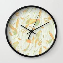 Predator / Prey Light Wall Clock