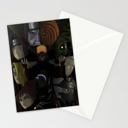 Naruto.Anime Stationery Cards