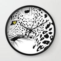 ursula Wall Clocks featuring Ursula by Nicholas Darby