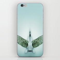 Mutant Plane iPhone & iPod Skin