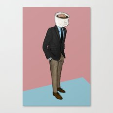 IT'S MORNING AND I THINK OF YOU Canvas Print