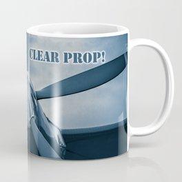 Clear Prop! Coffee Mug