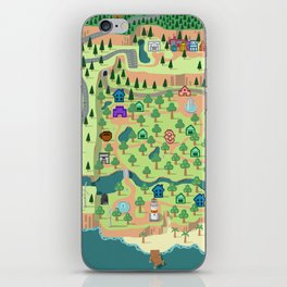 Animal Crossing (どうぶつの 森) iPhone Skin