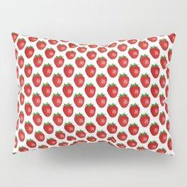 STRAWBERRIES GALORE! Strawberry Pattern Pillow Sham