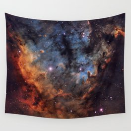 The Devil Nebula Wall Tapestry