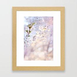 Water-colour Spring #1 Framed Art Print