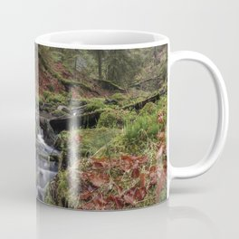 Forest Waterfalls Coffee Mug