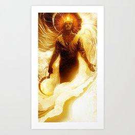 The Son of Man Art Print