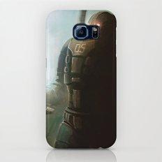Abandoned Robot Slim Case Galaxy S6