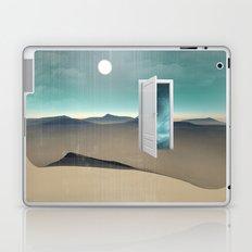 door to a void Laptop & iPad Skin
